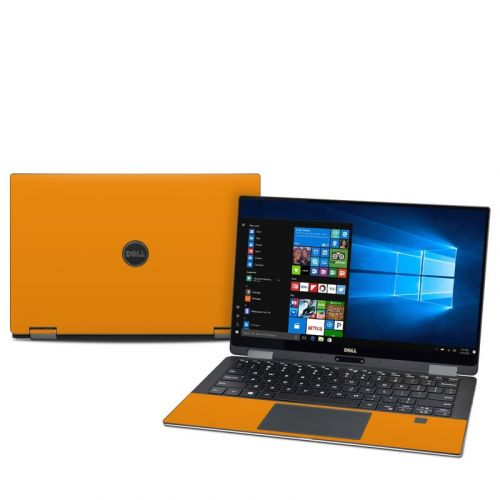 Solid State Orange Dell XPS 13 2-in-1 9365 Skin