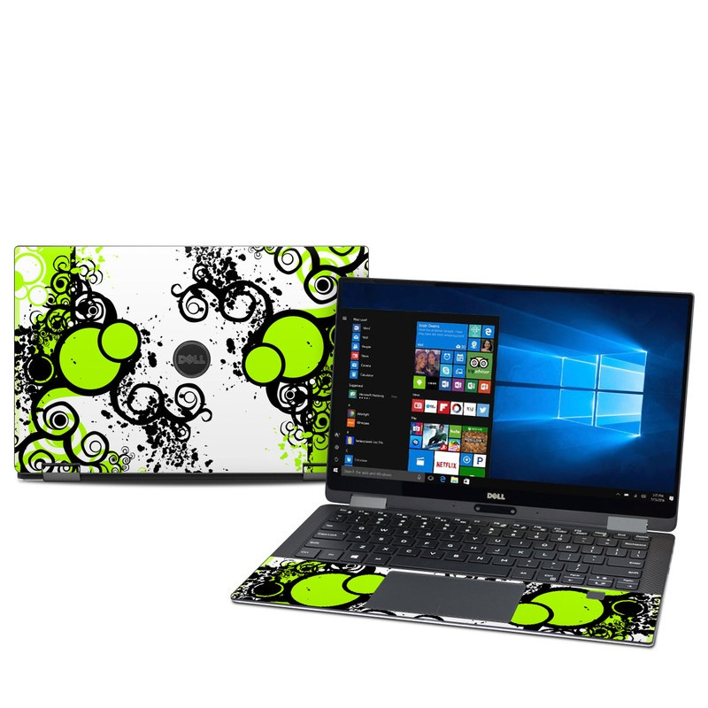 Simply Green Dell XPS 13 2-in-1 9365 Skin