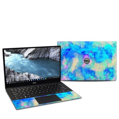 Electrify Ice Blue Dell XPS 13 9370 Skin