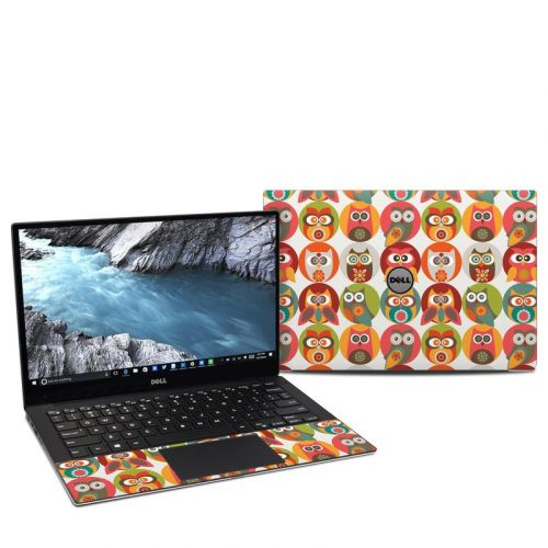 Owls Family Dell XPS 13 9370 Skin