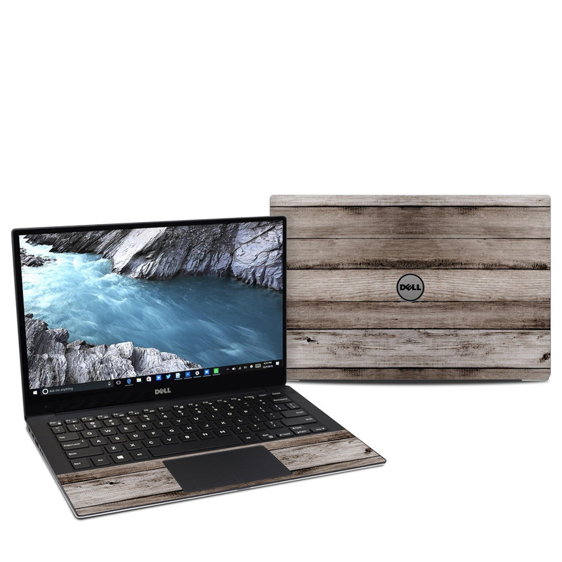 Barn Wood Dell XPS 13 9370 Skin
