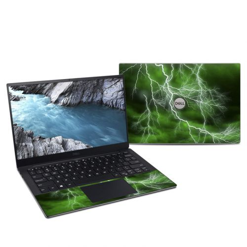 Apocalypse Green Dell XPS 13 9380 Skin