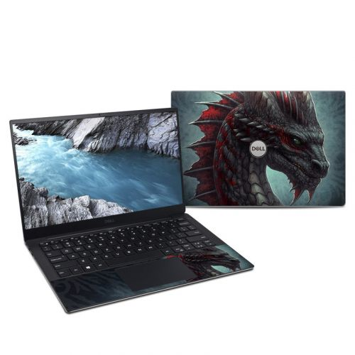 Black Dragon Dell XPS 13 9380 Skin