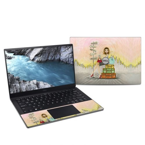 The Jet Setter Dell XPS 13 9380 Skin