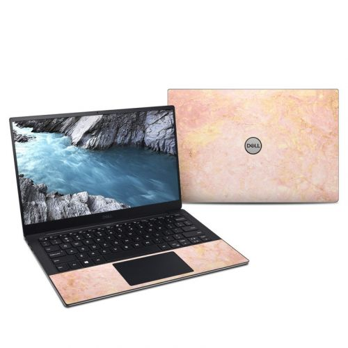 Rose Gold Marble Dell XPS 13 9380 Skin