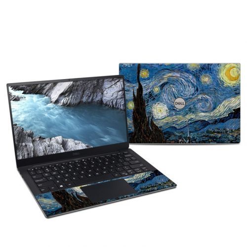 Starry Night Dell XPS 13 9380 Skin