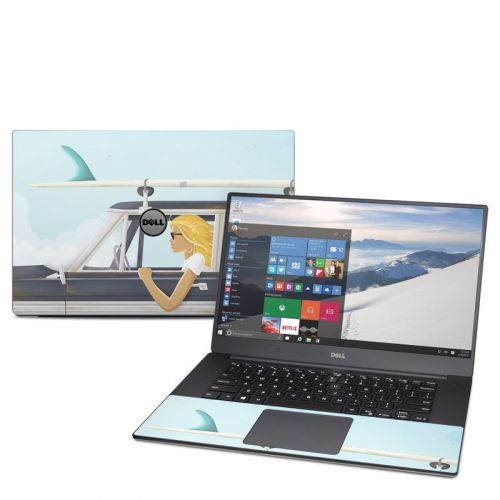 Anticipation Dell XPS 15 9560 Skin
