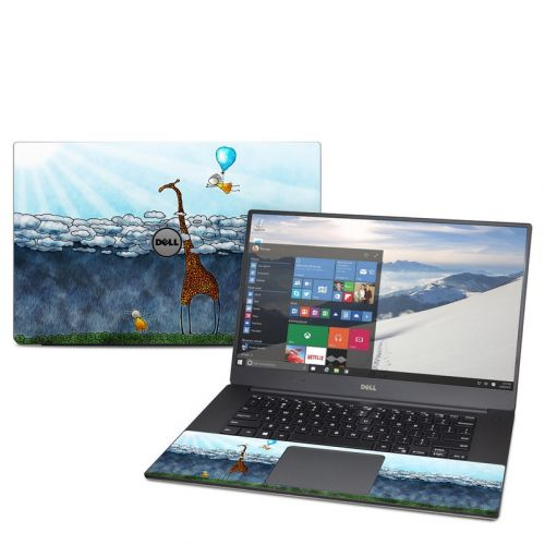 Above The Clouds Dell XPS 15 9560 Skin