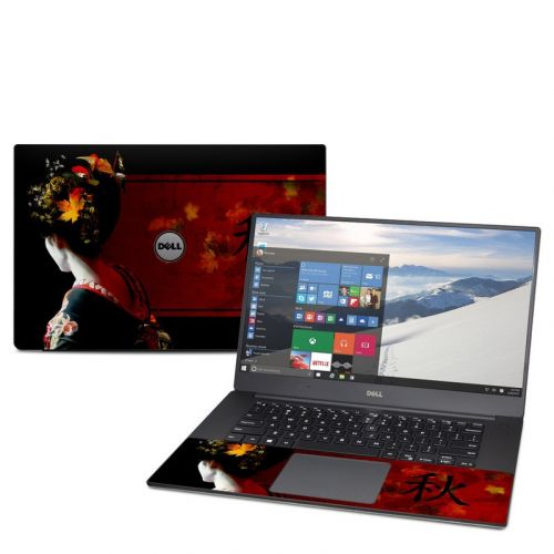Autumn Dell XPS 15 9560 Skin