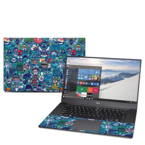 Cosmic Ray Dell XPS 15 9560 Skin