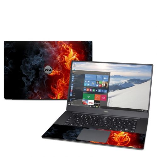 Flower Of Fire Dell XPS 15 9560 Skin