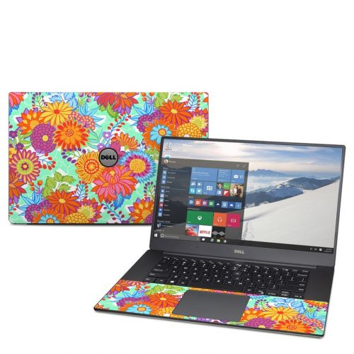 Jubilee Blooms Dell XPS 15 9560 Skin