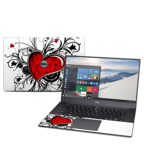 My Heart Dell XPS 15 9560 Skin