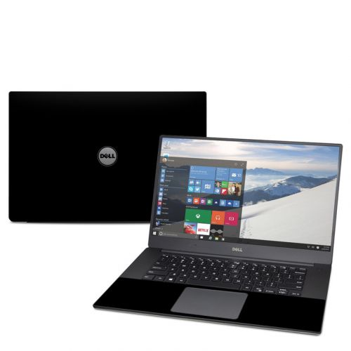 Solid State Black Dell XPS 15 9560 Skin