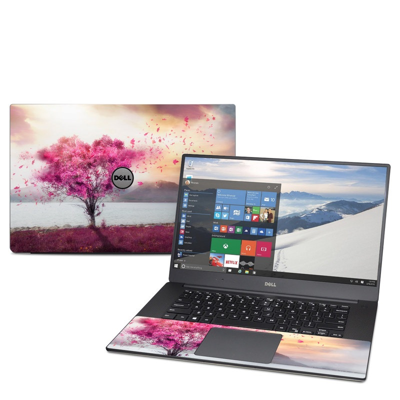Love Tree Dell XPS 15 9560 Skin