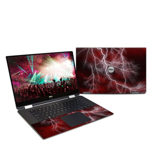 Apocalypse Red Dell XPS 15 2-in-1 9575 Skin