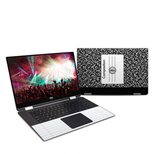 Composition Notebook Dell XPS 15 2-in-1 9575 Skin