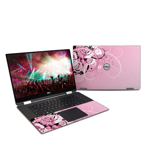 Her Abstraction Dell XPS 15 2-in-1 9575 Skin