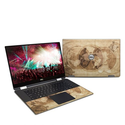 Quest Dell XPS 15 2-in-1 9575 Skin