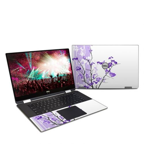 Violet Tranquility Dell XPS 15 2-in-1 9575 Skin