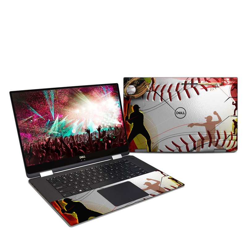 Dell XPS 15 9575 Skin design of Basketball, Streetball, Graphic design, Basketball player, Team sport, Slam dunk, Animation, Basketball moves, Illustration, Ball game with gray, black, red, white, green, pink colors