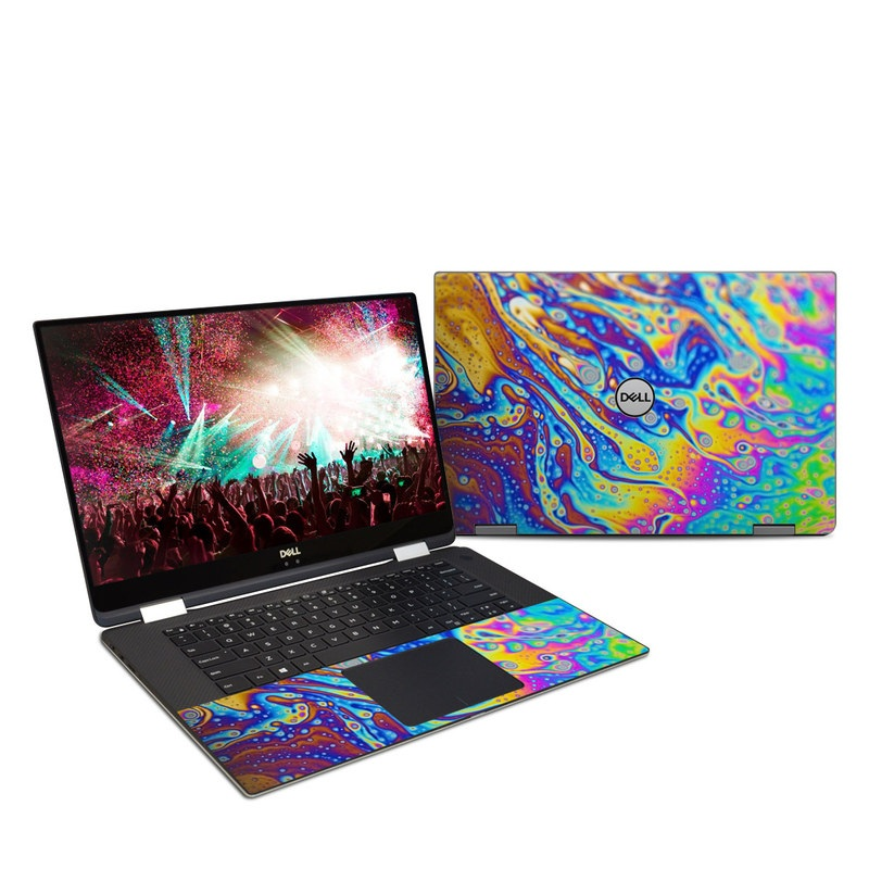 World Of Soap Dell Xps 15 2 In 1 9575 Skin Istyles