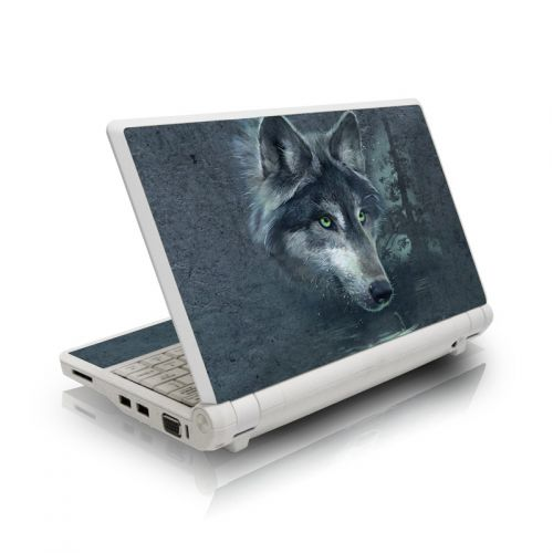 Wolf Reflection Asus Eee PC Skin