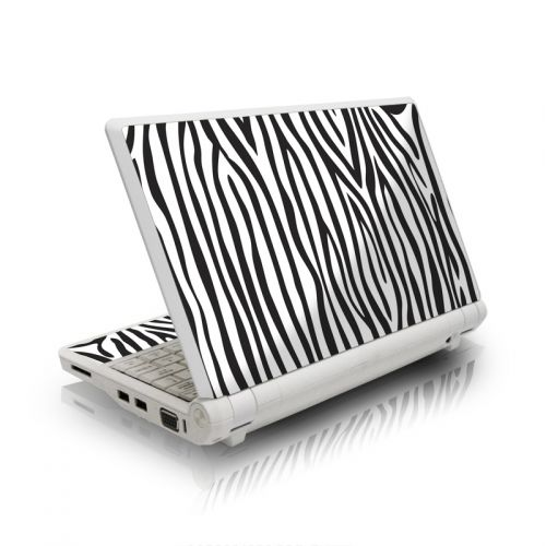 Zebra Stripes Asus Eee PC Skin