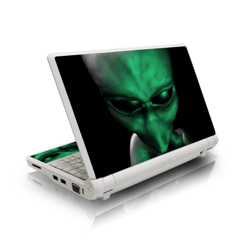 Abduction Asus Eee PC Skin