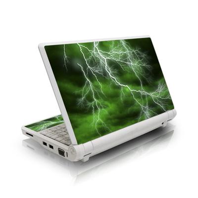 Apocalypse Green Asus Eee PC Skin