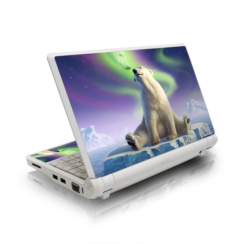 Arctic Kiss Asus Eee PC Skin