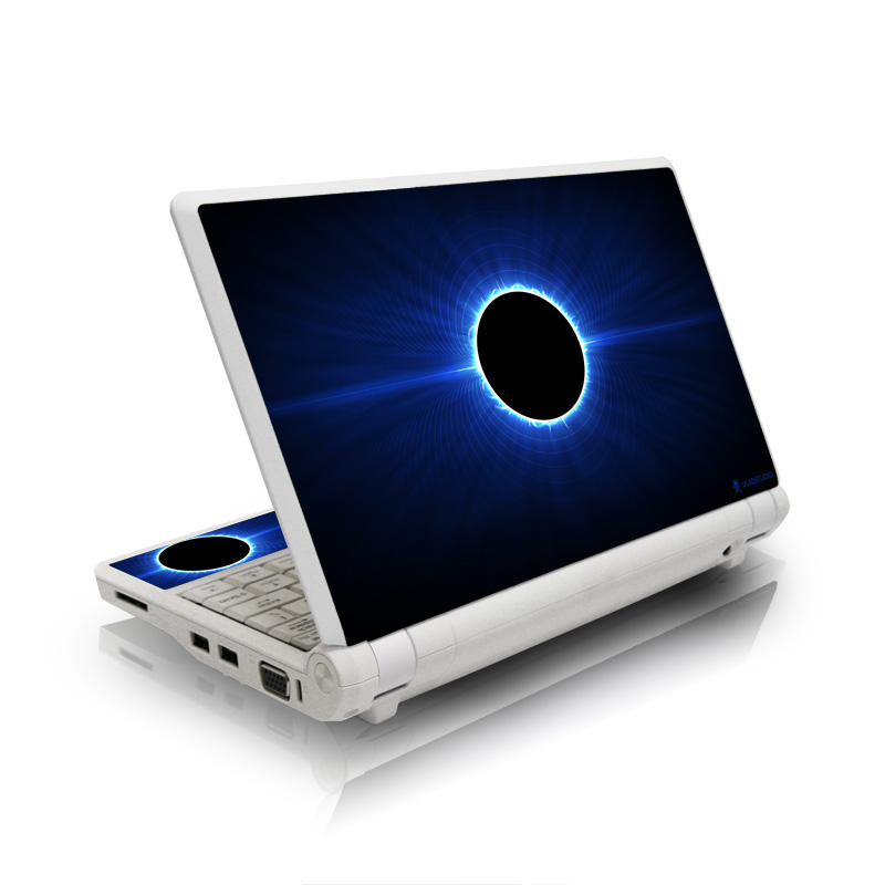 Blue Star Eclipse Asus Eee PC Skin