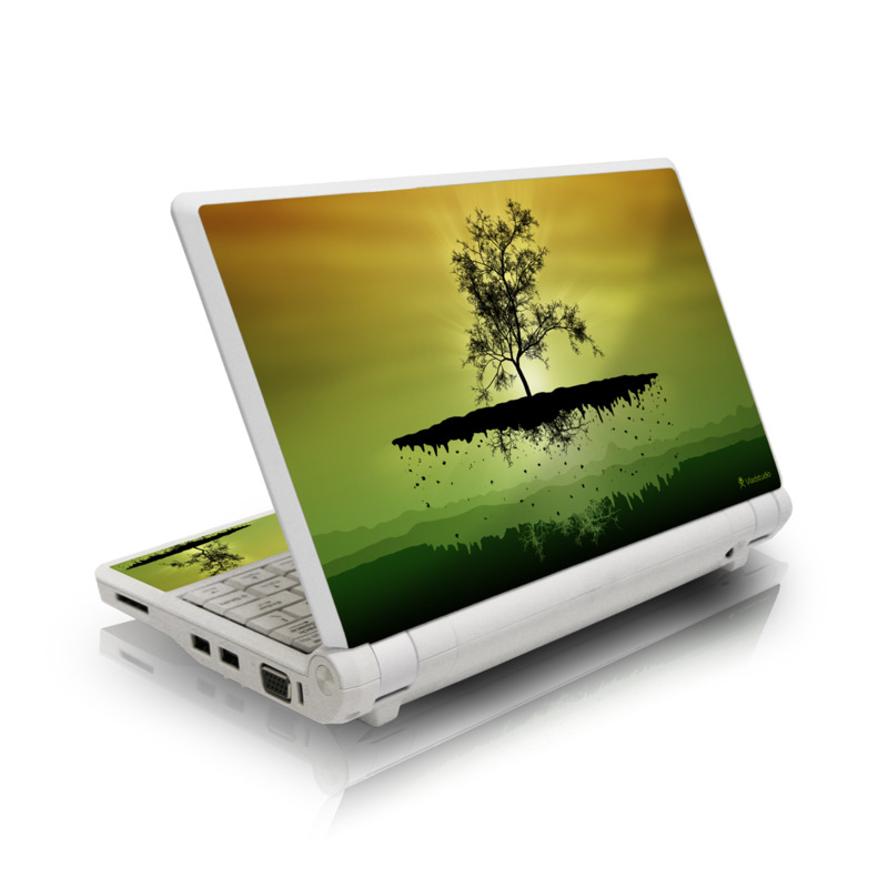 Flying Tree Amber Asus Eee PC Skin