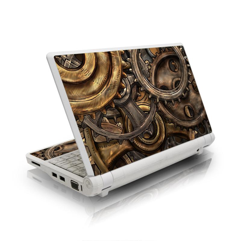 Gears Asus Eee PC Skin