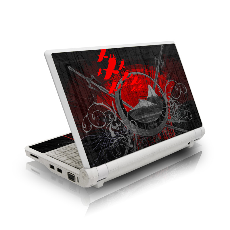 Mount Doom Asus Eee PC Skin