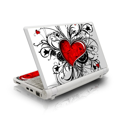 My Heart Asus Eee PC Skin