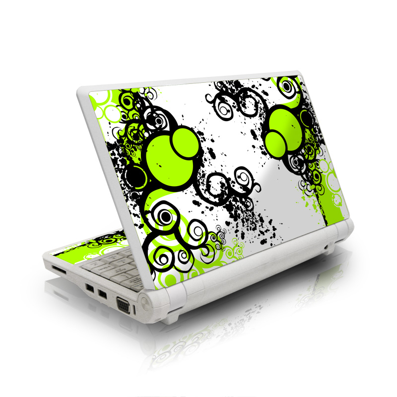 Simply Green Asus Eee PC Skin