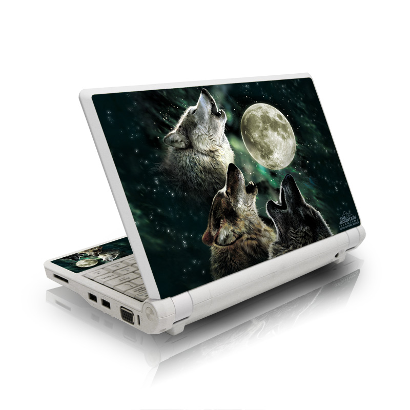 Three Wolf Moon Asus Eee PC Skin