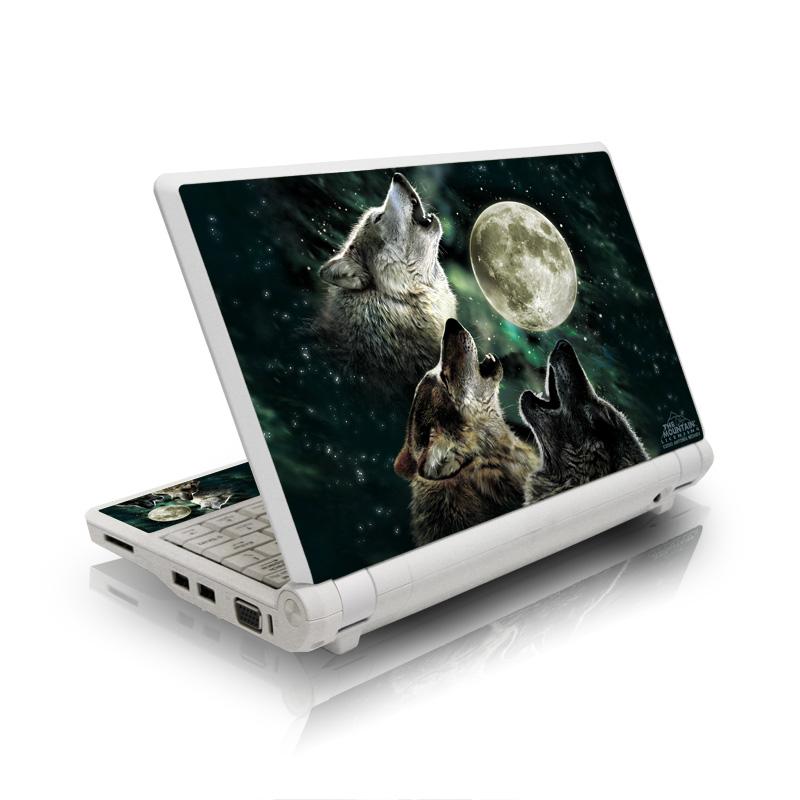 Three Wolf Moon Asus Eee PC Skin