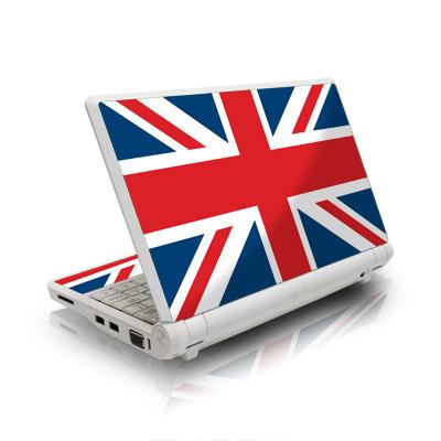 Union Jack Asus Eee PC Skin