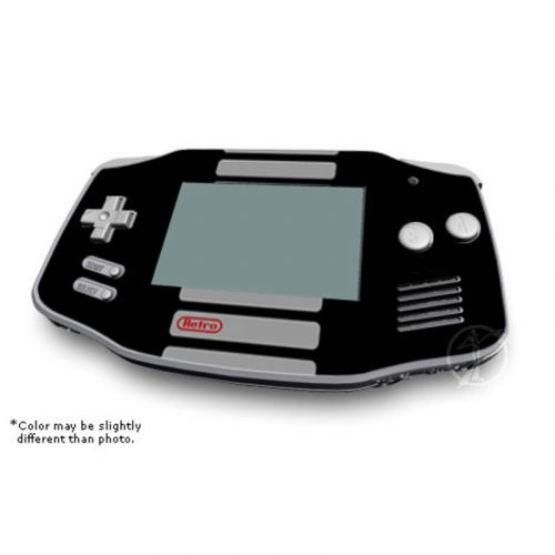 Retro Game Boy Advance Skin