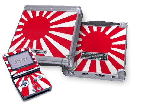 Nisshoki Game Boy Advance SP Skin