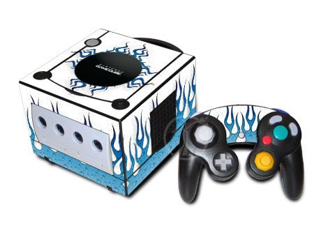 Chill GameCube Skin