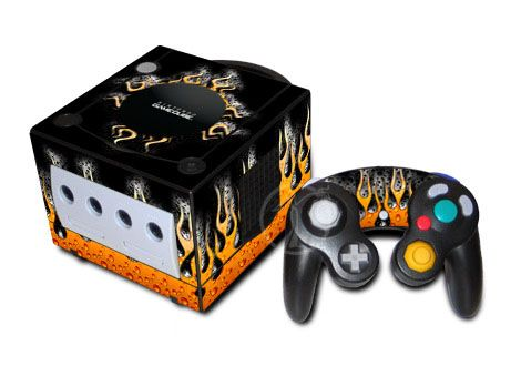 Heat GameCube Skin