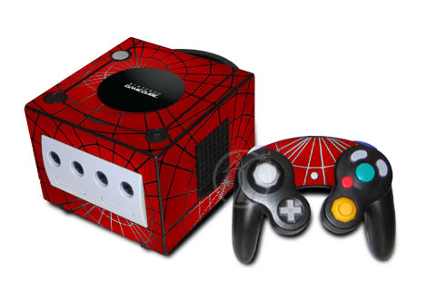 Webslinger GameCube Skin