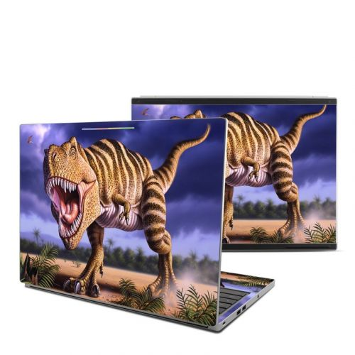 Brown Rex Chromebook Pixel Skin