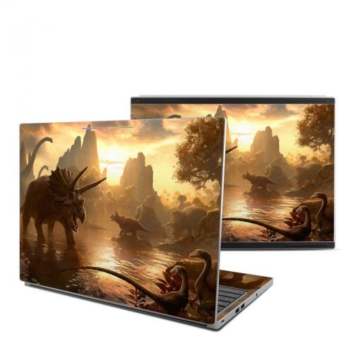 Cretaceous Sunset Chromebook Pixel Skin