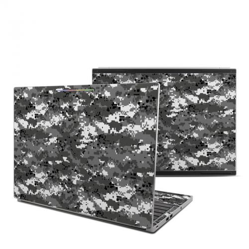 Digital Urban Camo Chromebook Pixel Skin