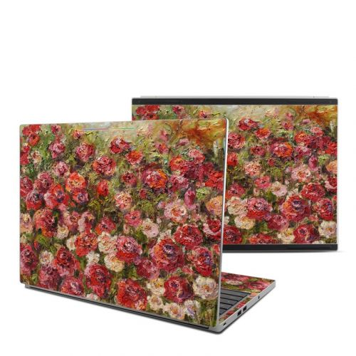 Fleurs Sauvages Chromebook Pixel Skin