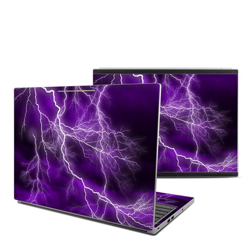 Apocalypse Violet Chromebook Pixel Skin